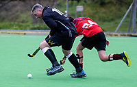 180721 Wellington Prem 3 Men's Hockey - Karori v Hutt