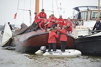 ZEILSPORT: 2018, SKS Skûtsjesilen, ©foto Martin de Jong
