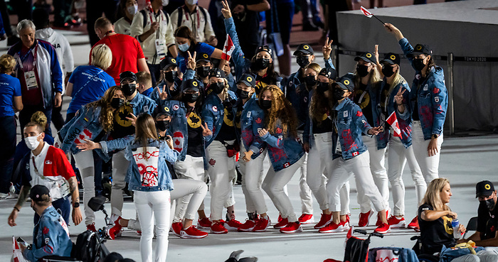 Tokyo 2020.<br /> Highlights from the closing ceremony of the Tokyo 2020 Paralympic Games // Faits saillants de la cérémonie de clôture des Jeux paralympiques de Tokyo 2020. 09/5/2021.