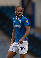 Portsmouth's Marcus Harness <br /> <br /> Photographer David Horton/CameraSport<br /> <br /> The EFL Sky Bet League One - Portsmouth v Milton Keynes Dons - Saturday 10th October 2020 - Fratton Park - Portsmouth<br /> <br /> World Copyright © 2020 CameraSport. All rights reserved. 43 Linden Ave. Countesthorpe. Leicester. England. LE8 5PG - Tel: +44 (0) 116 277 4147 - admin@camerasport.com - www.camerasport.com