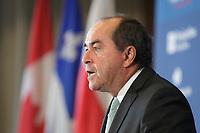 FILE PHOTO - <br /> Jean-Francois Lepine in 2015<br /> <br /> <br /> MANDATORY CREDIT <br /> PHOTO : Pierre Roussel - Agence Quebec Presse