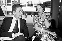 - Enrico Berlinguer, secretary of  PCI (Italian Communist Party) with Nilde Iotti at  European Parliament (July 1979)<br /> <br /> - Enrico Berlinguer, segretario del PCI (Partito Comunista Italiano) con Nilde Iotti al Parlamento Europeo  (luglio 1979)