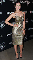 NEW YORK, NY - SEPTEMBER 09: Actress Emmy Rossum arrives at the #DKNY25 Birthday Bash held at 23 Wall Street on September 9, 2013 in New York City.  (Photo by Jeffery Duran/Celebrity Monitor)