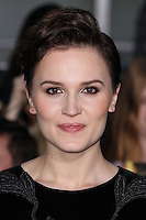 """WESTWOOD, LOS ANGELES, CA, USA - MARCH 18: Veronica Roth at the World Premiere Of Summit Entertainment's """"Divergent"""" held at the Regency Bruin Theatre on March 18, 2014 in Westwood, Los Angeles, California, United States. (Photo by Xavier Collin/Celebrity Monitor)"""