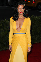 """NEW YORK CITY, NY, USA - MAY 05: Olivia Munn at the """"Charles James: Beyond Fashion"""" Costume Institute Gala held at the Metropolitan Museum of Art on May 5, 2014 in New York City, New York, United States. (Photo by Xavier Collin/Celebrity Monitor)"""