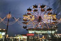 - the Jesolo luna Park....- il Luna Park di Jesolo