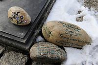 POLAND , Oswiecim, Auschwitz-Birkenau, concentration camp of german Nazi regime, where 1 Million jews where murdered by SS (1940–1945) / POLEN Auschwitz-Birkenau, deutsches nationalsozialistisches Konzentrations- und Vernichtungslager (1940–1945) , hier wurden ca. 1 Million Juden durch die SS ermordet