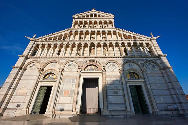 The Duomo of Pisa, Italy