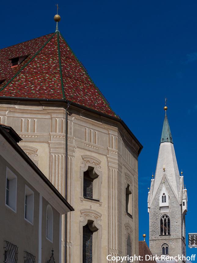 Dom und Pfarrkirche St. Michael in Brixen, Region Südtirol-Bozen, Italien, Europa<br /> Cathedral and parish church St. Michael in Brixen, Region South Tyrol-Bolzano, Italy, Europe