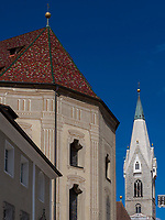 Dom und Pfarrkirche St. Michael in Brixen, Region Südtirol-Bozen, Italien, Europa<br /> Cathedral and parish church St. Michael in Brixen, Region South Tyrol-Bolzano, Italy, Europe