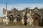 Sheerness Isle of Sheppey Kent UK. Folly building.