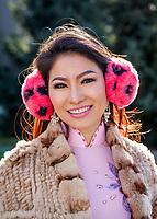 Hana Hanh Tran, Tet In Seattle,  Vietnamese New Year Festival 2019, Seattle Center, WA, USA.