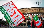 ITALY - ROME - Silvio Berlusconi resigned after economic crisis