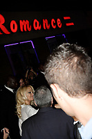 """Montreal (Qc) CANADA - June 7 2008-<br /> Canadian born """"actress"""" Pamela Anderson get out of a massive SUV, onto the red carpet of a club in Montreal club who paid her 100, 000 $ to host a  fashion contest.<br /> <br /> She refused all planned interview and photo op and managed to get the local press angry.<br /> One article in today (June 9) Journal de Montreal was very critical of the star attitude and wondered was star acted like this in Montreal and not in New-York or Los Angeles.<br /> <br /> Photo :   Pierre Roussel / AGENCE QUEBEC PRESSE"""