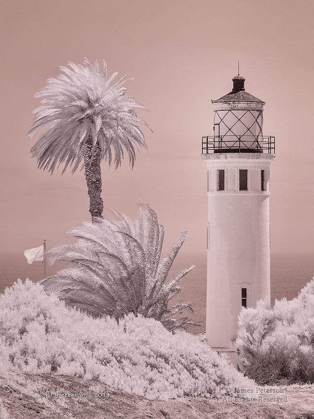 Point Vicente Light, California