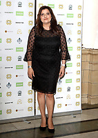 File photo of actress Nina Wadia  who has been awarded an OBE for services to entertainment and charity.<br /> National Film Awards 2018 at the Porchester Hall, London on March 27th 2019<br /> <br /> Photo by Keith Mayhew