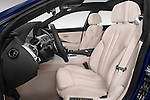 Front seat view of a 2015 BMW 6 Series M Sport 2 Door Coupe front seat car photos