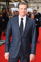 """producer, Colin Firth<br /> arrives for the """"Eye in the Sky"""" premiere at the Curzon Mayfair Cinema, London<br /> <br /> <br /> ©Ash Knotek  D3105 11/04/2016"""