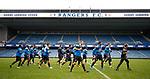 130917 Rangers training