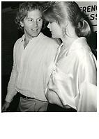 ,Marielle Hemmingway <br /> au Festival des Films du Monde 1985<br /> <br /> <br /> PHOTO : Agence Quebec Presse