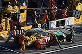 Monster Energy NASCAR Cup Series<br /> Daytona 500<br /> Daytona International Speedway, Daytona Beach, FL USA<br /> Sunday 18 February 2018<br /> Kyle Busch, Joe Gibbs Racing, M&M's Toyota Camry<br /> World Copyright: Nigel Kinrade<br /> LAT Images