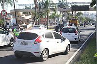 Campinas (SP), 26/03/2021 - Covid-SP - A partir desta sexta-feira (26), a cidade de Campinas, junto com outras 19 da RMC (Região Metropolitana de Campinas), iniciarão as barreiras sanitárias para evitar a circulação de turistas da capital na região. Isso porquê São Paulo decretou um feriadão antecipado a partir deste final de semana até o dia 4 de abril, o que preocupou os municípios da região por conta da preocupação do aumento na circulação de pessoas que possam vir para o Interior e a disseminação de covid-19. Vale destacar que Campinas não antecipou feriados.