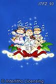 Fabrizio, Comics, CHRISTMAS CHILDREN, WEIHNACHTEN KINDER, NAVIDAD NIÑOS, paintings+++++,ITFZ93,#xk# ,angel,angels