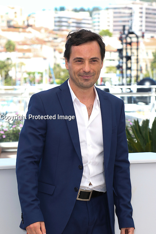Diego Velazquez attends 'La Larga noche de Francisco Sanctis' Photocall durig The 69th Annual Cannes Film Festival on May 20, 2016 in Cannes