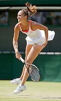 25-6-09, England, London, Wimbledon, Kateryna Bondarenko