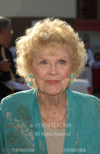 Actress GLORIA STUART at the world premiere, in Los Angeles, of The Stepford Wives..June 6, 2004