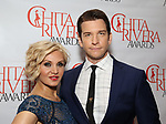 Orfeh and Andy Karl attends The 2018 Chita Rivera Awards at the NYU Skirball Center for the Performing Arts on May 20, 2018 in New York City.