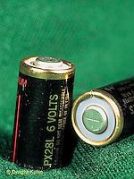 JB19-015x  Potential energy - 6 volt batteries