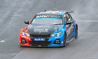 23rd August 2020; Oulton Park Circuit, Little Budworth, Cheshire, England; Kwik Fit British Touring Car Championship, Oulton Park, Race Day;  Colin Turkington Team BMW driving a BMW 330i championship leader in race 2