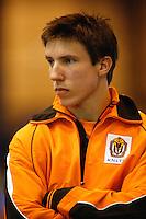 5-4-07, England, Birmingham, Tennis, Daviscup England-Netherlands, Igor Sijling