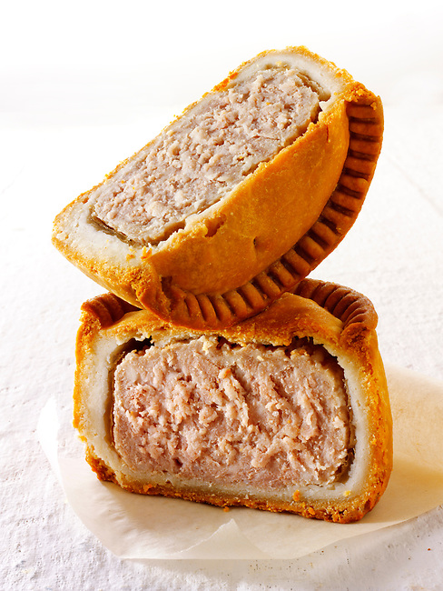 traditional pork pie.