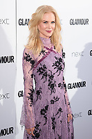 Nicole Kidman<br /> at the Glamour Women of the Year Awards 2017, Berkeley Square, London. <br /> <br /> <br /> ©Ash Knotek  D3274  06/06/2017