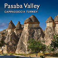 Pictures & Images of Pasaba Valley Fairy Chimney Cave Houses & Churches, Cappadocia, Turkey -