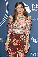 Sai Bennett<br /> arriving for the 2018 IWC Schaffhausen Gala Dinner in Honour of the BFI at the Electric Light Station, London<br /> <br /> ©Ash Knotek  D3437  09/10/2018