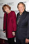 Anne Meara & Jerry Stiller.attending the Actors Fund Gala honoring Harry Belafonte, Jerry Stiller, Anne Meara & David Steiner at the Mariott Marquis Hotel in New York City on 5/21/12