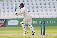 Jamie Porter in batting action for Essex during Nottinghamshire CCC vs Essex CCC, LV Insurance County Championship Group 1 Cricket at Trent Bridge on 9th May 2021
