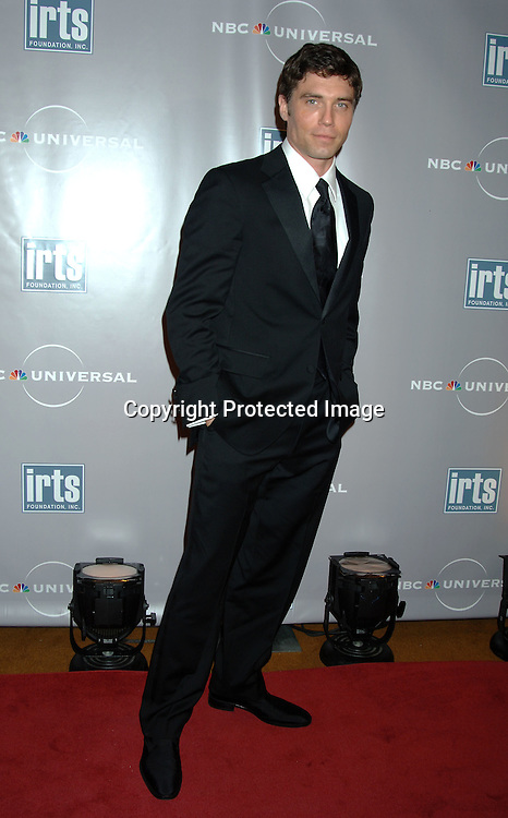Anson Mount ..at The International Radio and Television Society Foundation Gold Medal Award Dinner honoring Jeff Zucker,..CEO of NBC Universal Television Group on March 9, 2006..at The Waldorf Astoria Hotel. ..Robin Platzer, Twin Images