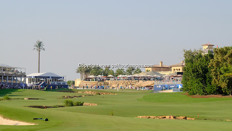 \{prsn}\ during round one of the 2016 DP World Tour Championships played over the Earth Course at Jumeirah Golf Estates, Dubai, UAE: Picture Stuart Adams, www.golftourimages.com: 11/17/16
