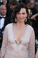 JULIETTE BINOCHE - RED CARPET OF THE FILM 'THE LAST FACE' AT THE 69TH FESTIVAL OF CANNES 2016
