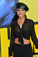 """LOS ANGELES, USA. October 15, 2019: Gabrielle Dennis at the premiere of HBO's """"Watchmen"""" at the Cinerama Dome, Hollywood.<br /> Picture: Paul Smith/Featureflash"""