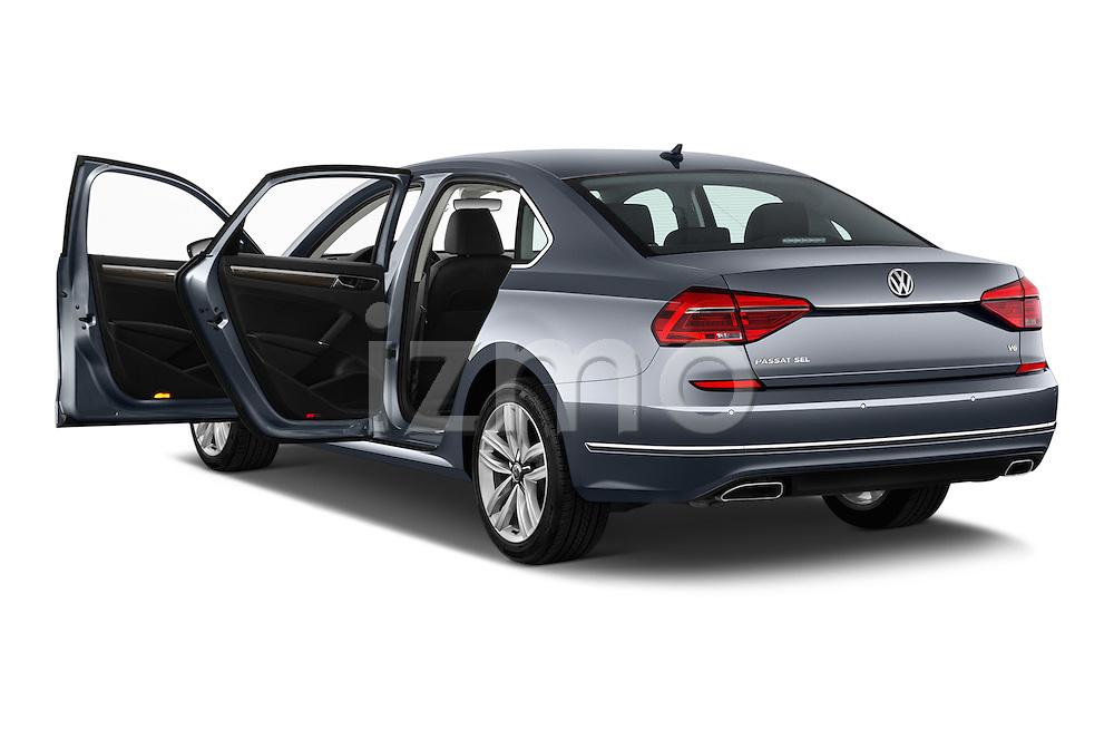 Car images of 2016 Volkswagen Passat 3.6L-SEL-Premium-Auto 4 Door Sedan Doors
