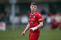 Charlie Ruff of Hornchurch during Hornchurch vs Maidstone United, Buildbase FA Trophy Football at Hornchurch Stadium on 6th February 2021