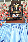 December 30, 2016: The AutoZone Liberty Bowl trophy prior to the game between the Georgia Bulldogs and the TCU Horned Frogs at Liberty Bowl Memorial Stadium in Memphis, Tennessee. ©Justin Manning/Eclipse Sportswire/Cal Sport Media