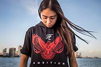 2021-01-16 Victoria Aranguren / Tyler Ambition Clothing