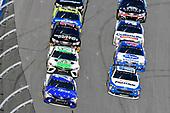 2017 NASCAR Monster Energy Cup Series - Daytona 500<br /> Daytona International Speedway, Daytona Beach, FL USA<br /> Sunday 26 February 2017<br /> Joey Gase and Ricky Stenhouse Jr<br /> World Copyright: Nigel Kinrade/LAT Images<br /> <br /> ref: Digital Image 17DAY2nk14474