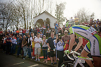 77th Flèche Wallonne 2013..Michel Koch (DEU)